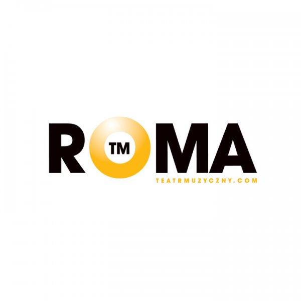 logo teatr roma warszawa