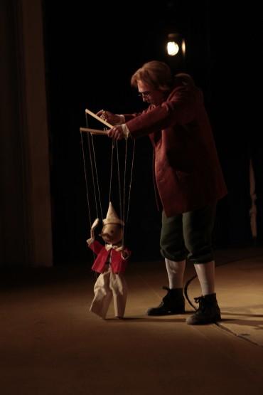 Pinokio w Teatrze Polskim