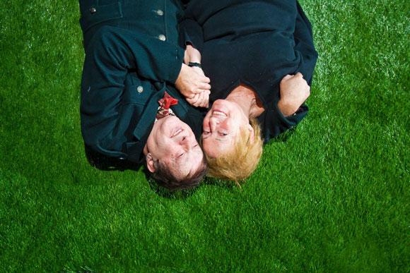 Józef i Maria fotografia - Krzysztof Bieliński