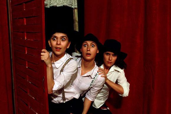 Fotografia teatralna Goldoni Teatr na Bielanach