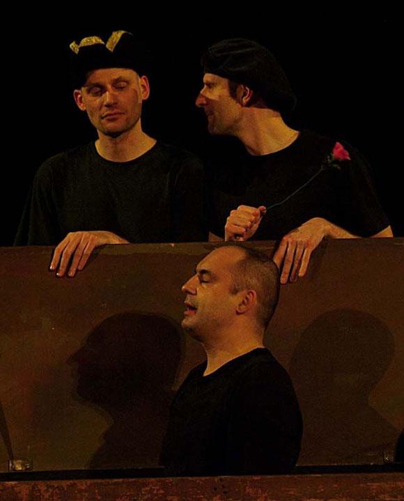 Szelmostwa Skapena Teatr Montownia