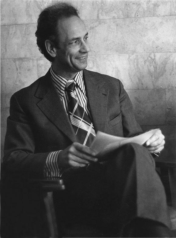 Janusz Warminski, dyrektor Teatru Ateneum