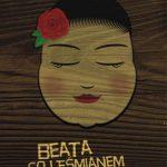 Beata co Lesmianem gada plakat