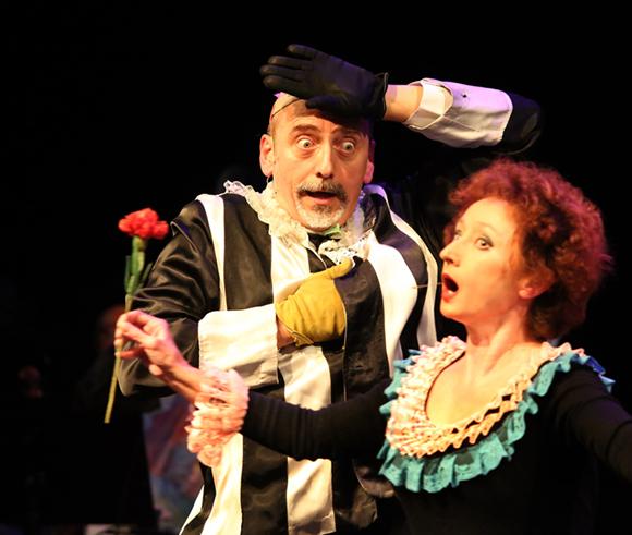 Bonjour Monsieur Chagall Fotograf Jacek Barcz