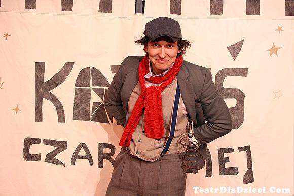 Kajtuś Czarodziej. Sebastian Ryś. Fotografia Paweł Wilewski.