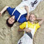 i BACH prosto w piach - spektakl dla dzieci - Bartek Adamczyk i Arkadiusz Wrzesień