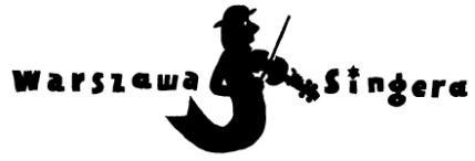 Festiwal Singera - logo