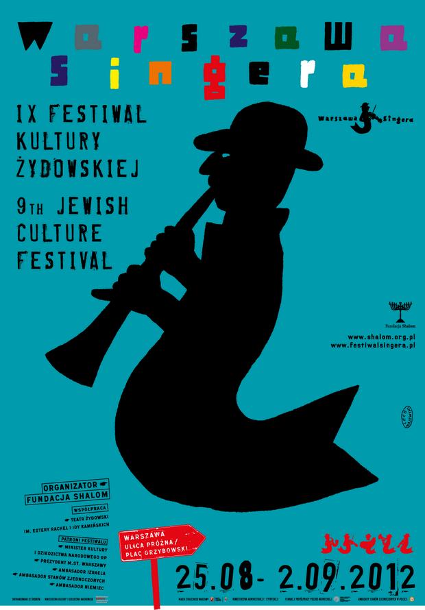 Festiwal Singera - plakat 2012