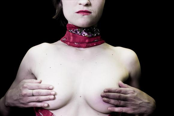 zdjęcie Sukienka z dziurką