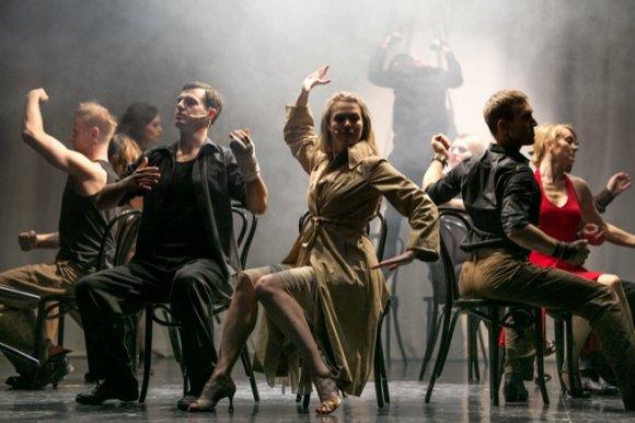 Teatr Rampa Warszawa - fotografie