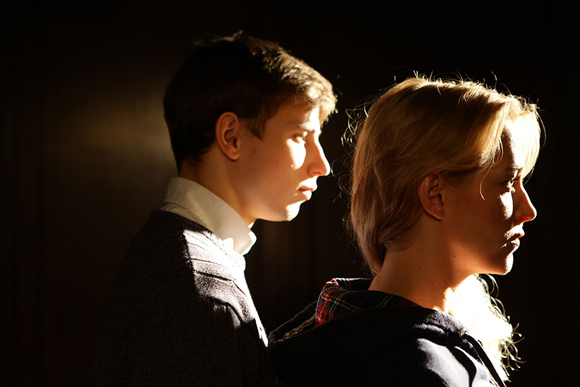Fotografia Magda Waligórska i Józef Pawłowski