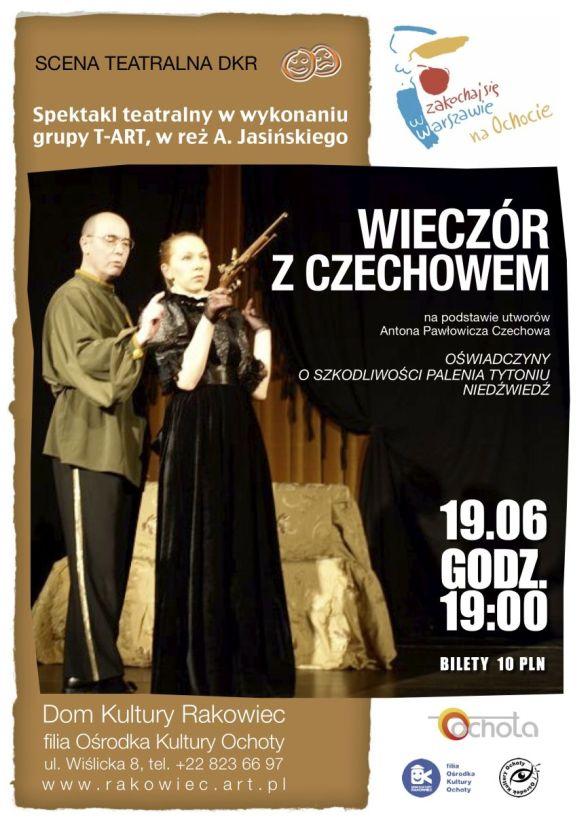 plakat teatralny