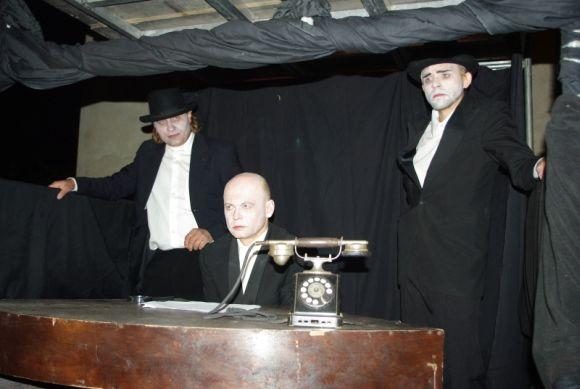 festiwal teatralny Singera