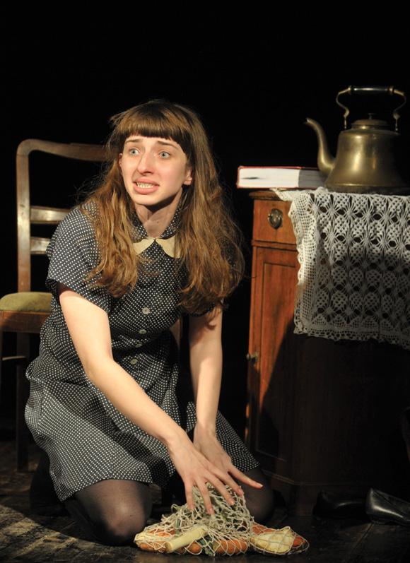 fotografia teatralna na zdjęciu Monika Majewska
