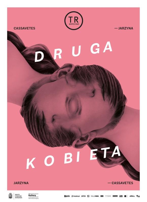 plakat teatralny TR Warszawa