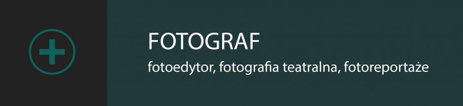 Fotograf Warszawa, fotografia teatralna,