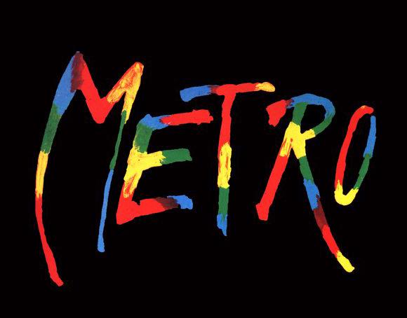 logo musicalu teatru studio buffo metro