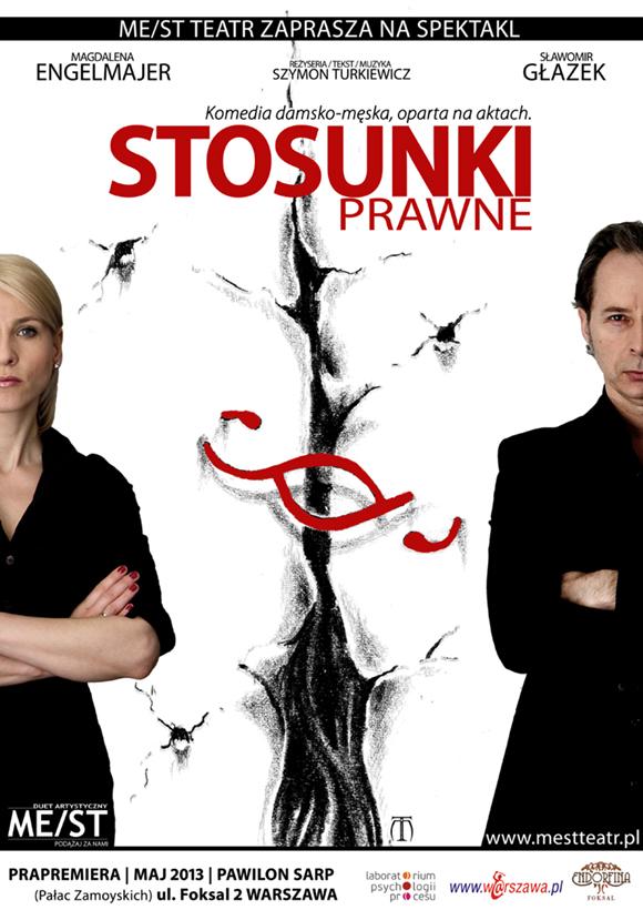 plakat Fundacja Artystyczna MEST