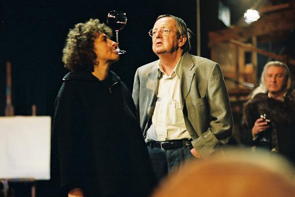 Fotografia Teatr Jerzy Grzegorzewski