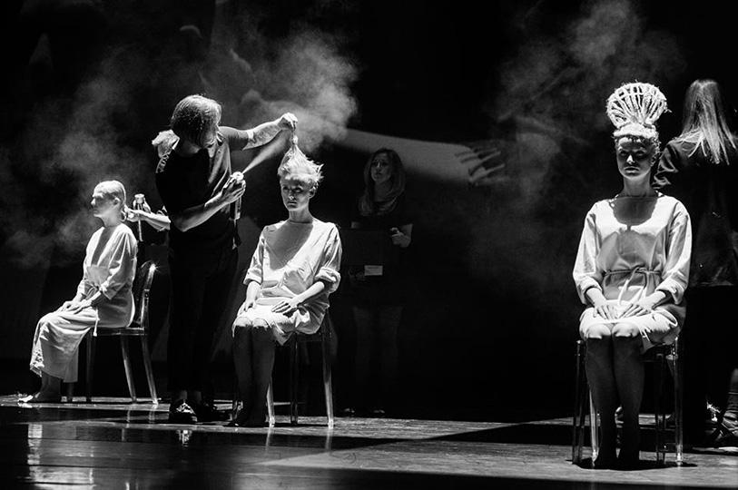 Oświetlenie. Pasja w Teatrze Wielkim Opera Narodowa