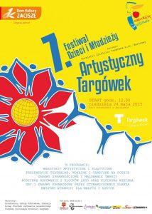 ARTYSTYCZNY TARGOWEK_plakat, 24.05.15