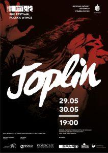 Natalia Sikora gra koncertowo Janis Joplin! Opowieść o jednej z największych gwiazd światowej sceny muzycznej lat 60.