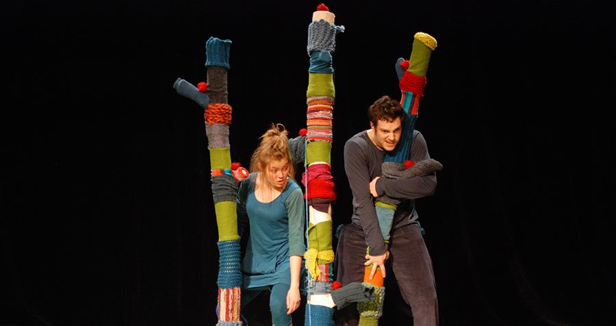 Théâtre La Guimbarde jako pierwszy w Belgii rozpoczął pracę nad spektaklamidla najmłodszych dzieci