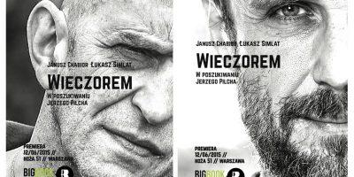 Multimedialny spektakl z muzyką na żywo Big Book Festival Występują: Janusz Chabior, Łukasz Simlat, Miłogost Reczek Reżyseria: Krzysztof Czeczot