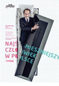 plakat_Naśmieszniejszy-Człowiek-w-Polsce