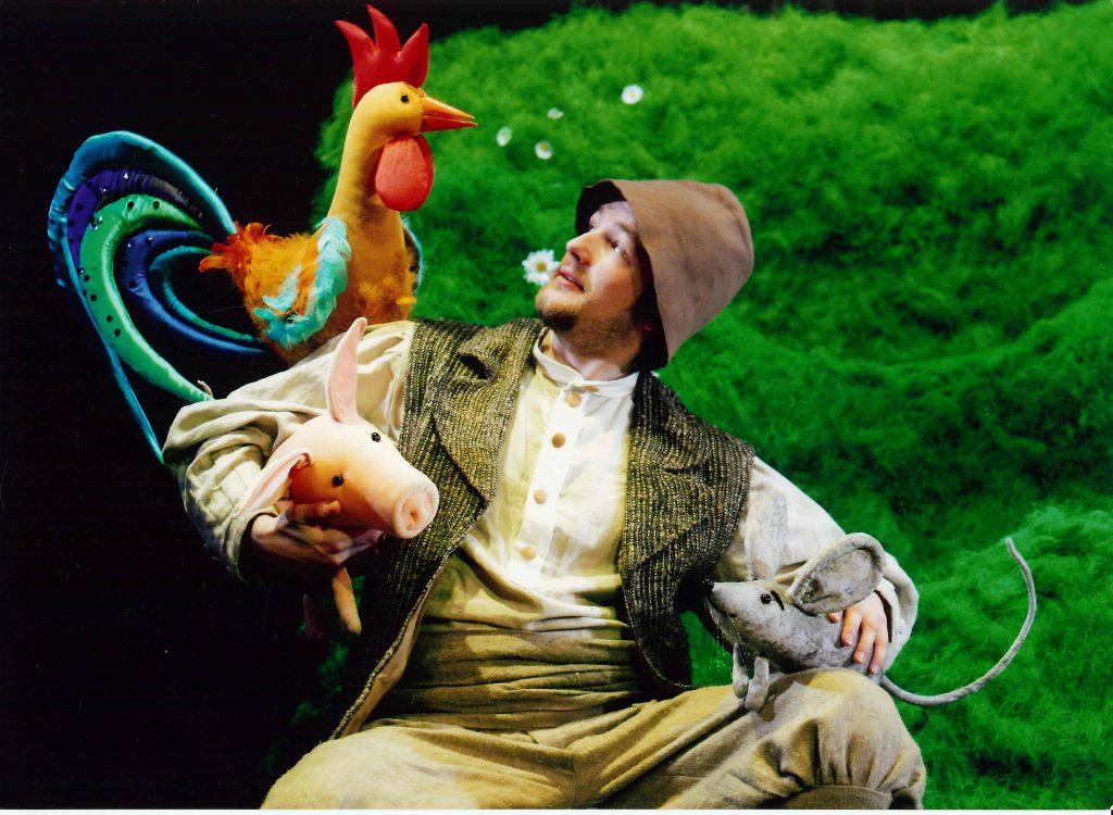 Teatr Baj - Bajka o szcześciu