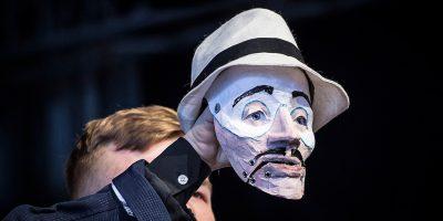 teatr mazowiecki mazowieckie centrum kultury spektakl maska