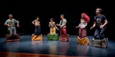 Polski Teatr Tańca - Spektakl Jewrope