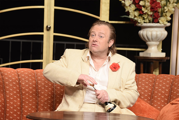Olaf Lubaszenko reżyseria Marcin Sławiński
