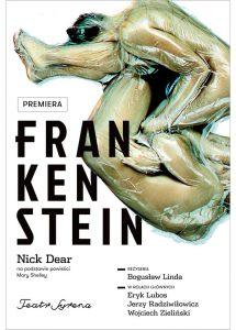 Frankenstein plakat - poster