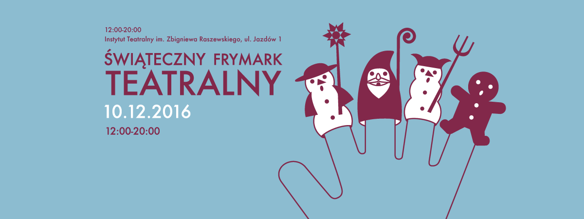 świąteczny frymark teatralny